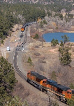 BNSF 6406